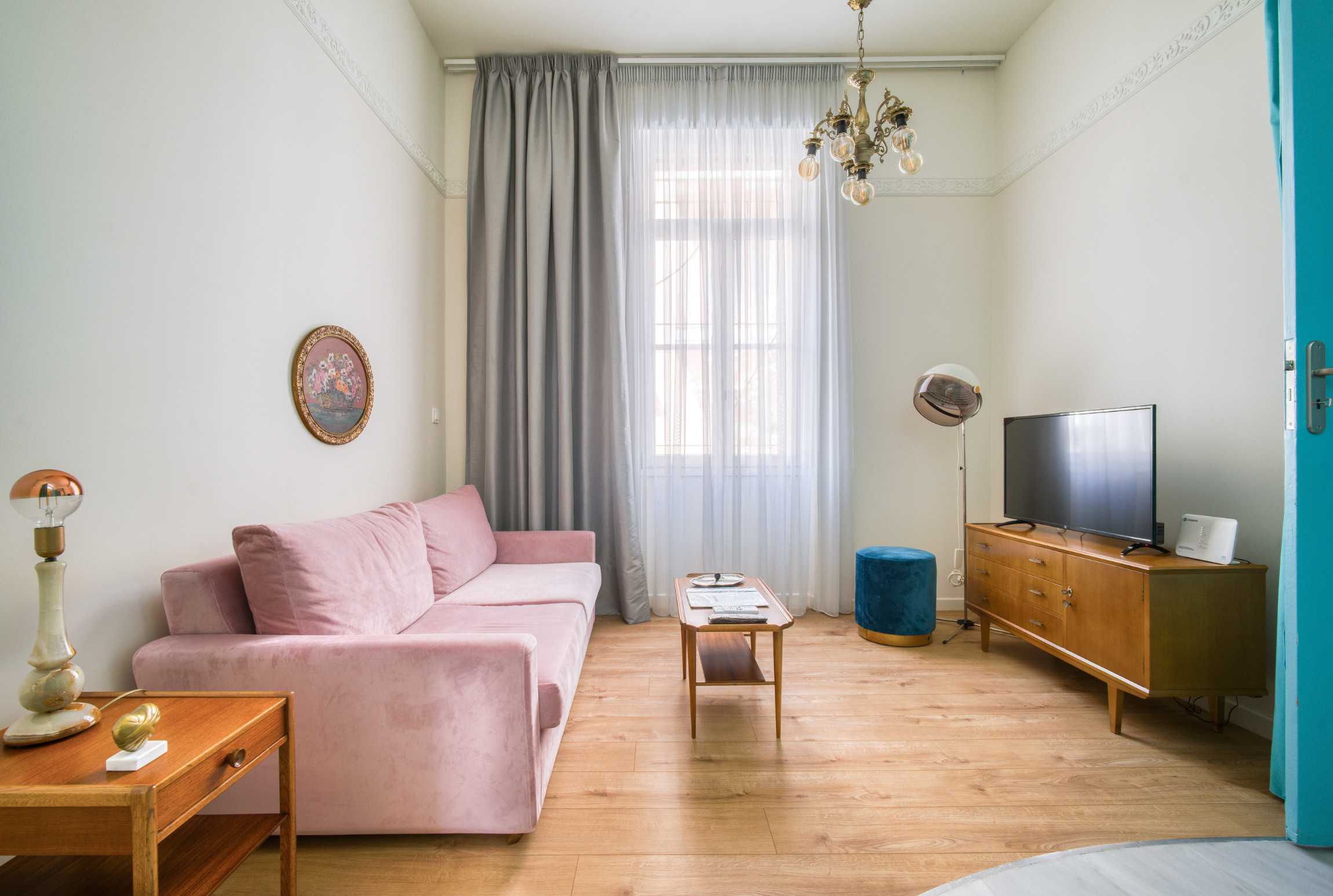 Apartment A1 in Keramos Athens