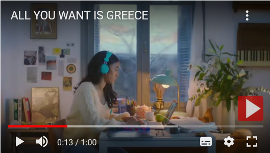 All You Want IS Greece